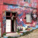 Valparaiso: street art