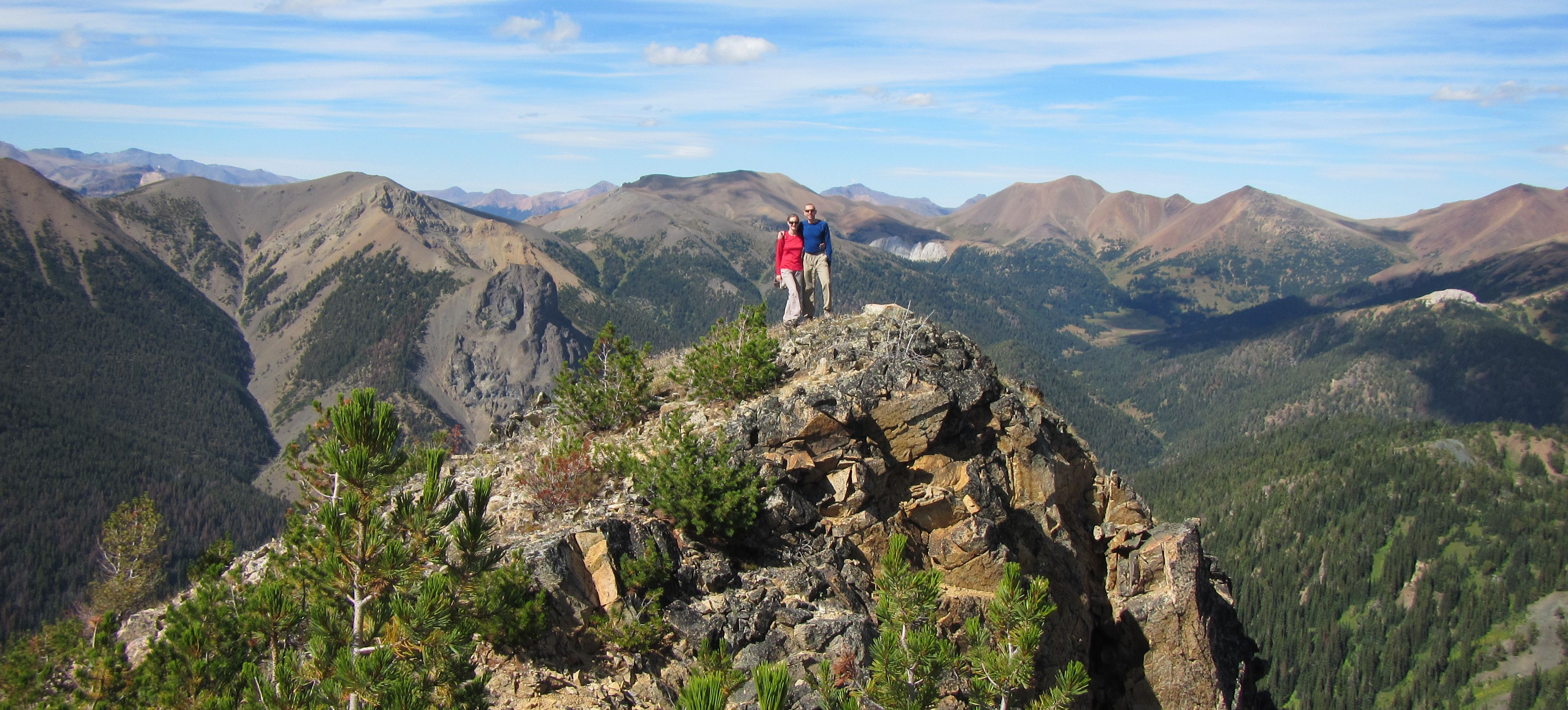 Geomatics consulting, hiking, and travel